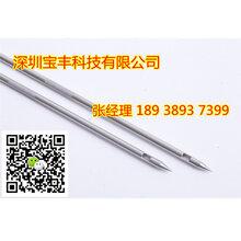 304不锈钢毛细管316L不锈钢精密管精密无缝毛细管无毛刺切割