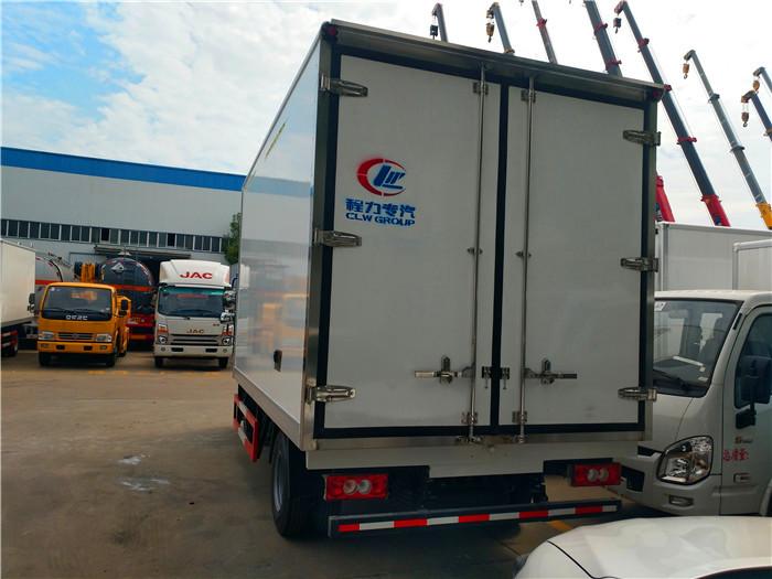 随州程力老总_随州程力冷藏小货车