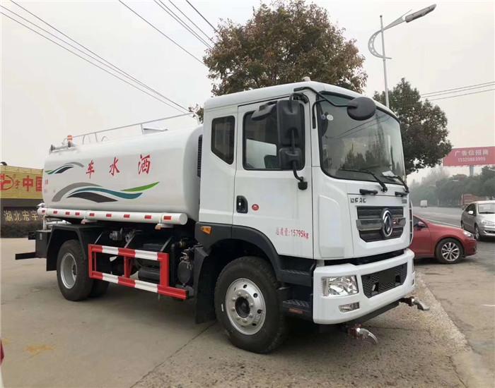 安徽安庆15吨雾炮洒水车现货供应