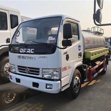 天水甘谷3吨洒水车售价图片