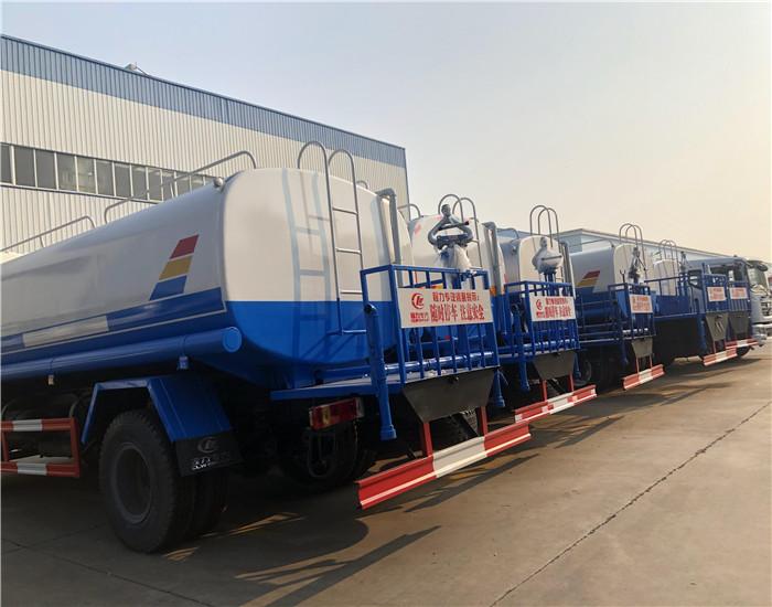 丽江古城区12吨洒水车2020年新款价格