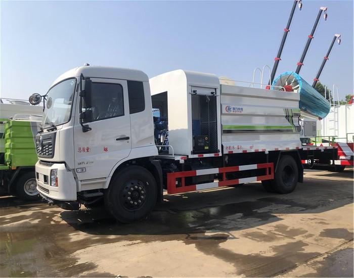 广东清远12方东风F5洒水车 厂家直营店