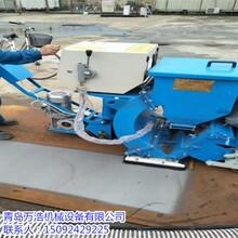 青島小型移動式拋丸清理機質量有保障圖片