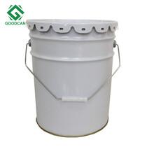 河南省专业生产花兰桶供应商冠鑫制罐花兰桶图片