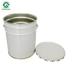 重庆市专业制造花兰桶厂家直销 冠鑫制罐图片