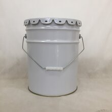 天津市专业制造花兰桶厂家直销冠鑫制罐花兰桶图片