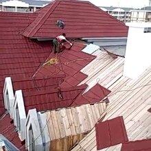 彩石金属瓦A樊川彩石金属瓦A彩石金属瓦厂■家安装视频图片