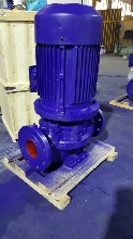 上海文都直销ISG32-160管道离心泵图片