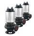 供应厂家直销文都牌JYWQ125-130-15-11自动搅匀潜水排污泵