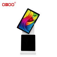 OBOO43寸落地式廣告機旋轉式液晶高清廣告機圖片