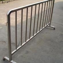 上海供應不銹鋼-鍍鋅鐵馬隔離欄-鐵馬圍欄租賃-選上海豪衡護欄網廠家-現貨價格圖片