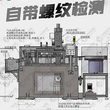 东莞模内攻牙机厂家模内攻丝检测机非标自动化设备