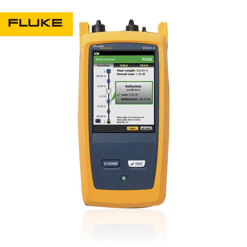 全新FLUKEOFP2-100-Q光纤认证分析仪全国联保
