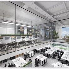 室内设计新疆首家全案设计新疆轻奢风格办公室设计