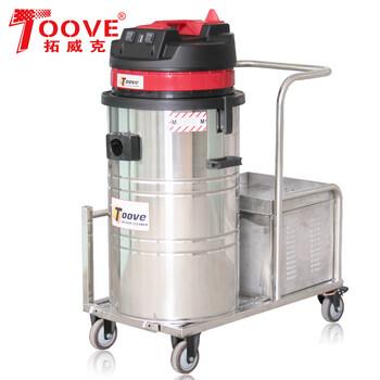 TB158DC工廠用充電式吸塵器鐵屑地面吸水電瓶工業吸塵器