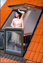 厂家直销斜屋顶天窗、威卢克斯天窗图片