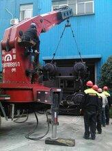 丰润七树庄吊车出租-工厂设备搬迁-作业经验图片