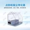 厂家直销全国银行渠道点钞机吸尘罩消毒杀菌净化空气