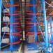 五金圓鋼管專用懸臂式貨架價位/服裝倉儲貨架/黑龍江倉儲平臺貨