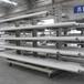 鋁型材專用懸臂式貨架型號/工廠倉儲貨架/山西倉儲貨架安裝