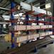 五金圓鋼管專用懸臂式貨架批發/物流倉庫貨架/黑龍江倉儲貨架有