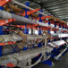 板材專用懸臂倉庫貨架/服裝貨架倉儲貨架/海南倉儲式中型貨架
