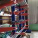 長物料專用專業懸臂貨架生產廠/有倉儲貨架賣/湖南倉儲貨架子