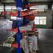鋼材建材專用懸臂模具貨架銷售倉儲貨架黑龍江倉儲貨架有些