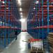 企業倉庫/滕州貫通式貨架價格/通廊式貨架量身定做
