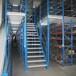 閣樓貨架生產/超市倉庫/東營鋼結構貨架承重大