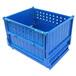 金屬周轉箱鐵皮箱/金屬折疊式周轉箱/甘肅金屬折疊物料箱