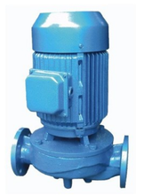 SG单级立式管道离心泵