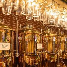 精釀啤酒設備商用啤酒設備小型啤酒設備圖片