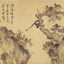 齐白石的字画能卖到几百万嘛,市场一平尺卖到何价