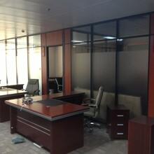 美隔高隔断,生产办公室高间隔墙售后保障图片