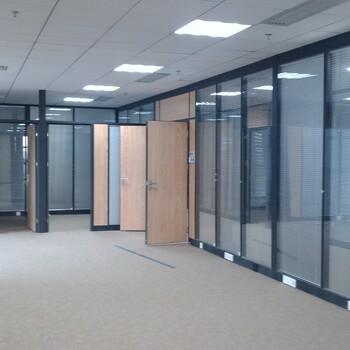 隔办公空间/找美隔隔墙/深圳办公玻璃隔墙厂家-玻璃隔断