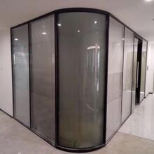 深圳羅湖辦公室高隔間施工方案圖片