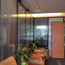 宝安办公室铝合金玻璃高隔间-宝安办公室高隔间图片