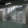 高隔間/中空百葉玻璃隔斷/深圳辦公玻璃隔斷廠家/優質鋁合金玻璃隔斷