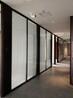 深圳福田办公室双玻璃百叶隔断设计安装来电定制