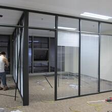 深圳哪里有專門做辦公室玻璃隔斷廠家-深圳玻璃隔斷廠家圖片