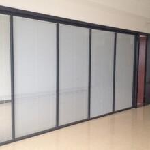 深圳光明新區辦公室高隔間施工方案圖片