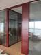 美隔双玻百叶隔断,供应美隔办公室铝合金双玻中间百叶窗隔断产品图
