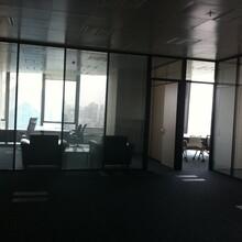 美隔辦公高隔斷,深圳南山生產辦公室鋁合金高隔斷經久耐用圖片
