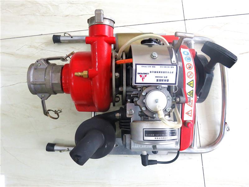 加拿大森林消防泵WICK100原装进口消防泵