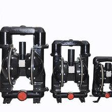 BQG系列煤礦專用防爆安全型氣動隔膜泵