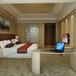 酒店設計-精致酒店客房空間的特點-南輝裝飾
