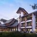 酒店設計東南亞風格酒店-南輝裝飾