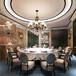 酒店餐廳設計,色彩的配置、燈光的選擇、情調的營造-南輝裝飾