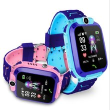 儿童电话手表儿童智能定位微聊电话手表图片